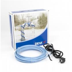 Önszabályozó fűtőkábel, DPH-10 V2 8m 80W 10°C 230V