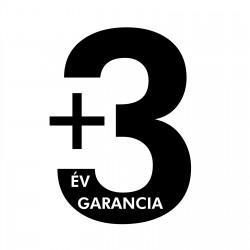 Kiterjesztett Garancia +3 év Atlantic fűtőtestekre