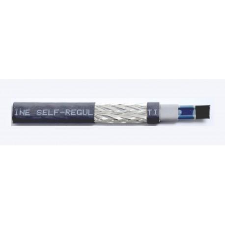 Az SRF-2CR® önszabályozó fűtőkábel 30W teljesítményű általános/ipari célra használható pl. csővezetékek, tartályok fagyvédő fűt