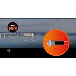 ThermTrace® RampTrace 80W/m önszabályzó