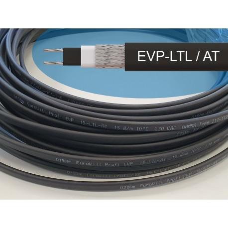 EVP-15-LTL-AT önszabályzó 230V, 15W/m 0°C-on